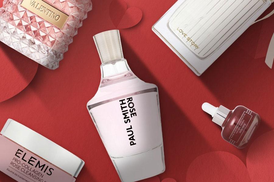 allbeauty情人节精选香氛、护肤等低至36折!送自己一份小礼物
