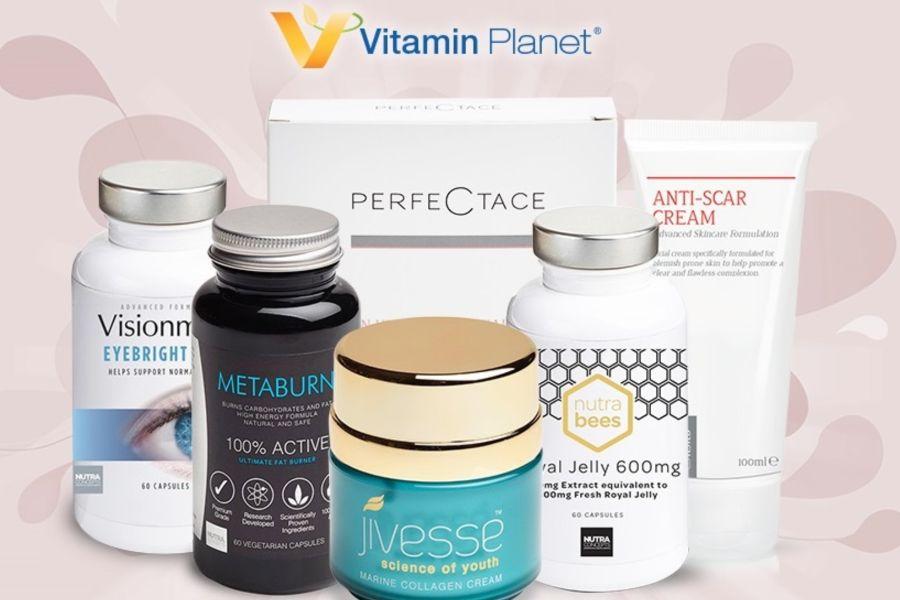 Vitamin Planet一日8折闪促!收维生素D3、Jivesse胶原蛋白面霜