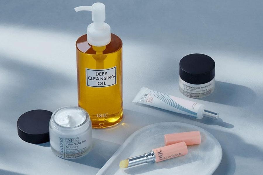 DHC全线8折!收招牌卸妆油、换季护唇必备润唇膏!