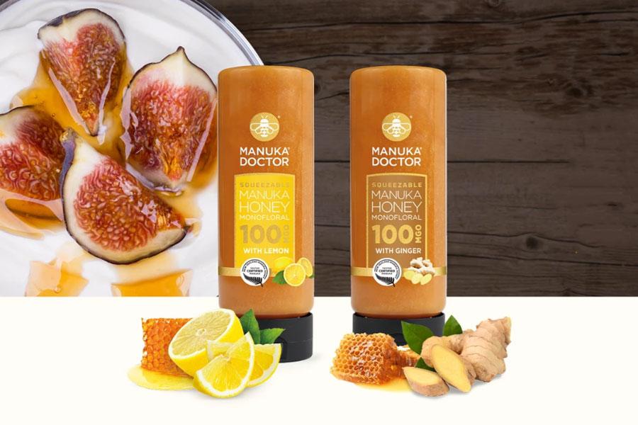 Manuka Doctor挤压瓶蜂蜜仅£20今日截止!用起来超方便