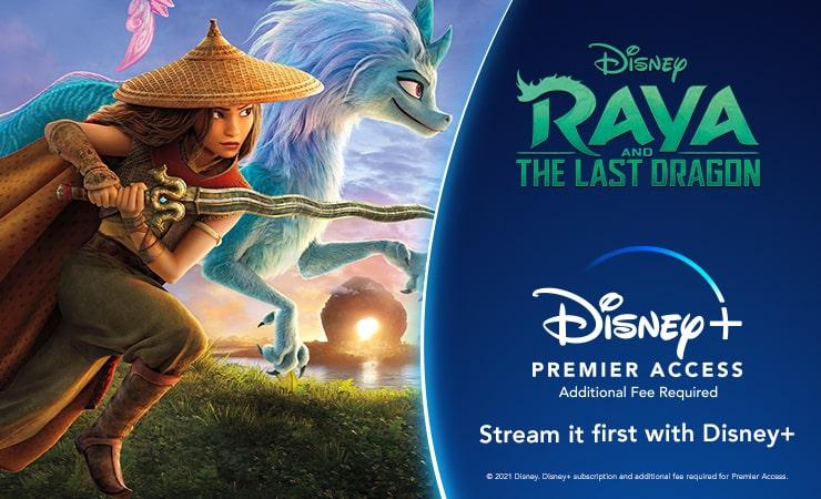 Disney+迪士尼新电影《寻龙传说》上线!(内附Disney+订阅指南)