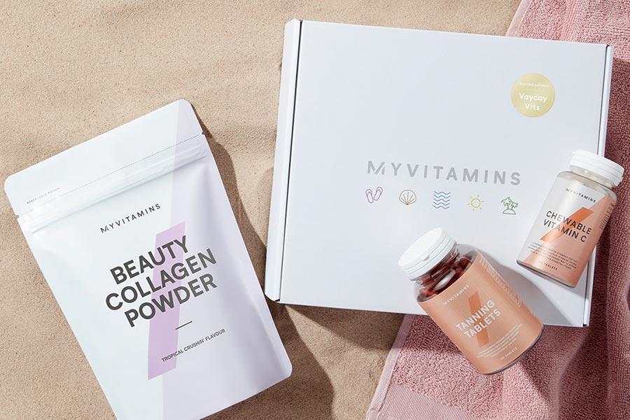 Myvitamins保健品半价收!中英双站同享,褪黑素、复合维生素等买不停