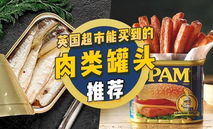 英国超市能买到的肉类罐头推荐