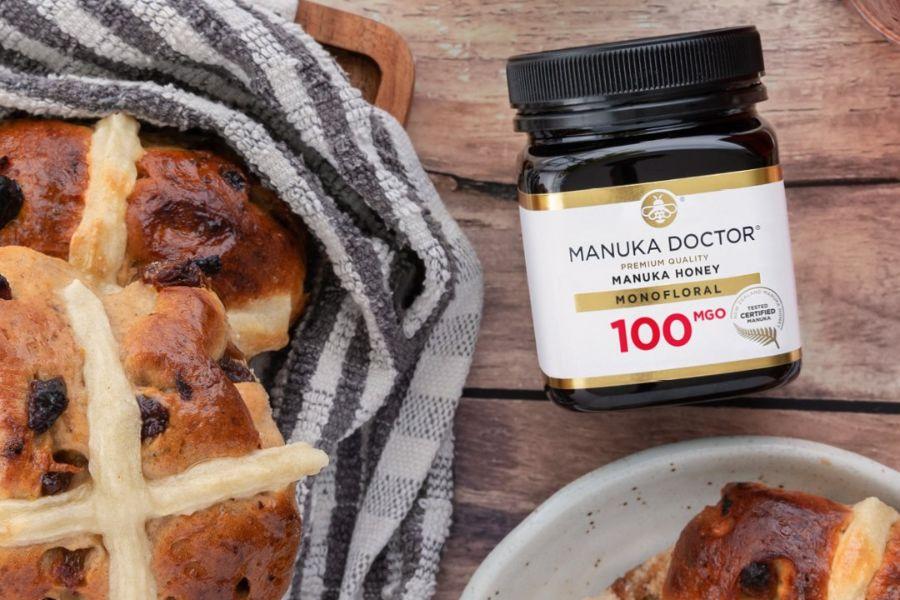 世界蜜蜂日Manuka蜂蜜半价+满额额外8折!健康肠胃、美味早餐必备