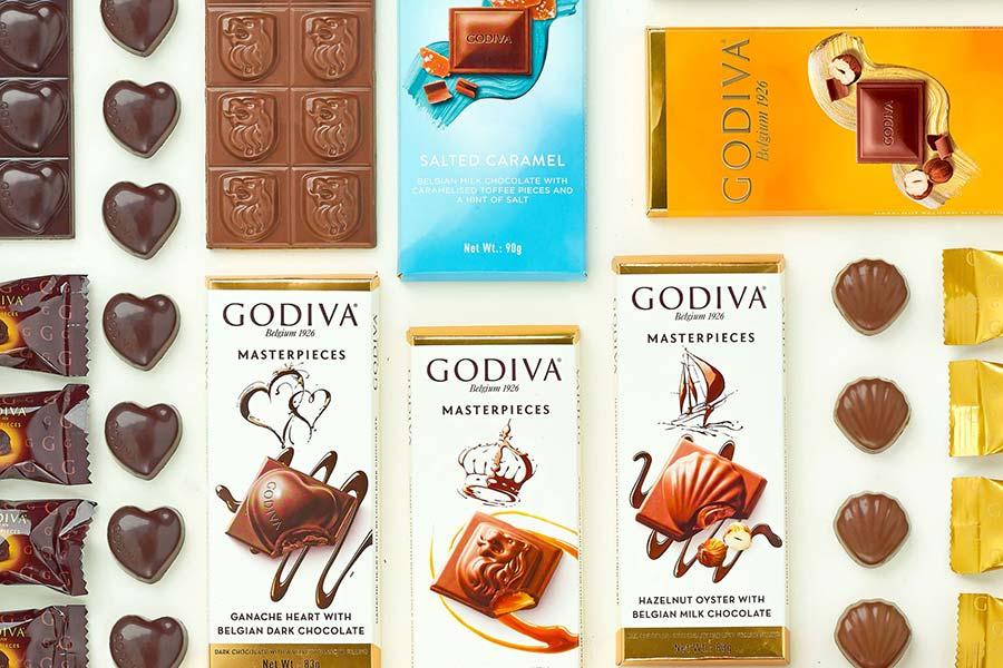 最后一天!Godiva巧克力8.5折+送巧克力板+免邮!礼盒套装超划算
