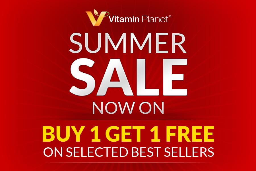 Vitamin Planet买一送一即将结束,收补水面膜、燃脂胶囊、瘦腿神器!