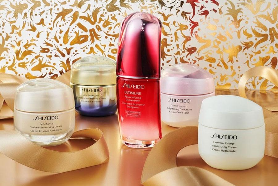 Shiseido低至6折夏促今天结束!红腰子、防晒、礼盒、百优眼霜等