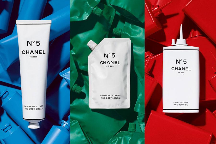 Chanel全新5号工厂限定系列上架!极简工业风包装,官网断货这里买