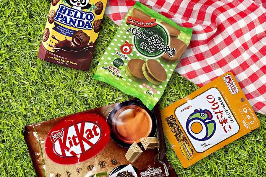 Japan Centre精选巧克力8.5折!抹茶+樱花曲奇即烤面团8折+免邮