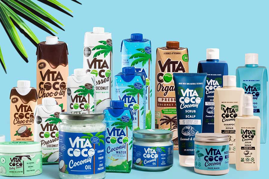 Vita Coco椰子水6折!居家必备,可做椰子鸡!买洗发产品送椰子油